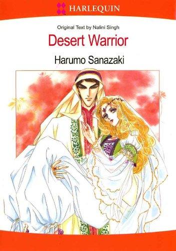 Nalini Singh - Desert Warrior (Harlequin Comics)