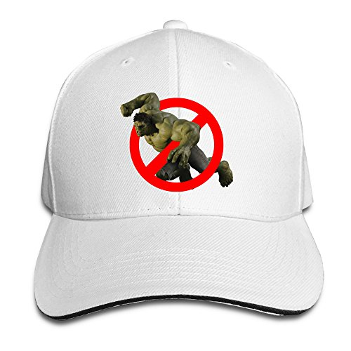 Eternal Ghostbuster Hulk Sandwich Peaked Baseball Cap