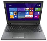 Lenovo G50 15.6-Inch Laptop - Intel Core i3, 8GB RAM, 1TB HDD, DVD-RW, Webcam,WiFi,Bluetooth, Free Windows 10 Upgrade