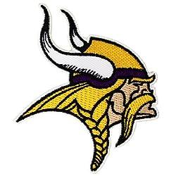 Minnesota Vikings Logo Embroidered Iron Patches