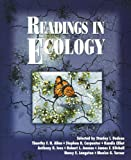 img - for Readings in Ecology book / textbook / text book