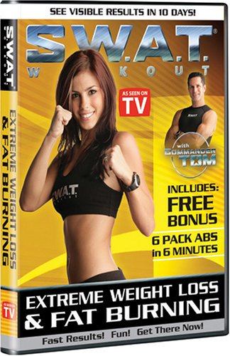 Swat Workout: Extreme Weight Loss and Fat Burning [DVD] [Region 1] [US Import] [NTSC]