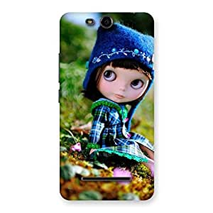 Ajay Enterprises Cuty Kid Back Case Cover for Micromax Canvas Juice 3 Q392