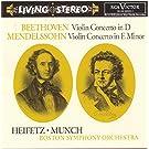 Beethoven & Mendessohn: Concertos pour violon