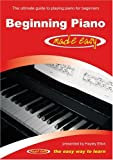 echange, troc Beginning Piano Made Easy [Import anglais]