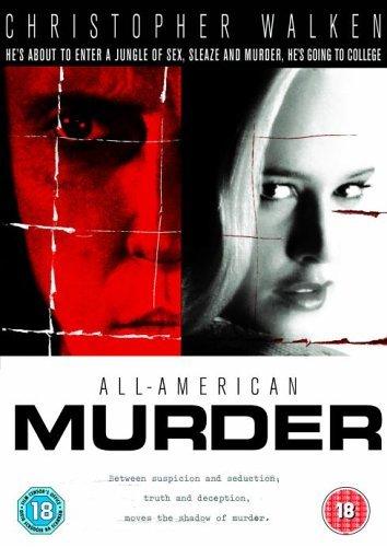 All American Murder [DVD] by Christopher Walken