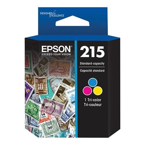 T215 Standard-capacity Tri-Color Ink Cartridge
