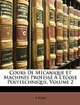 Cours de Mecanique Et Machines Profes...