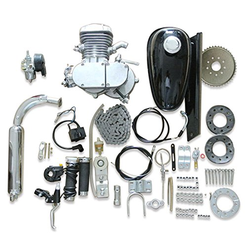 Generic 80cc 2 Stroke Motorized Gas Engine Motor Kit For