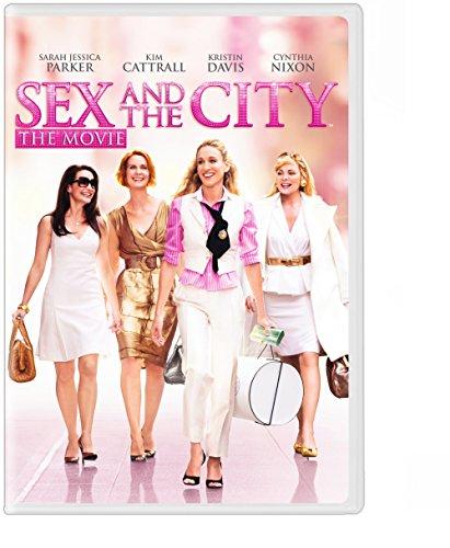 [北米版DVD リージョンコード1] SEX & THE CITY: THE MOVIE / (WS)