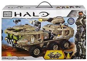 Mega Bloks Halo UNSC Mammoth