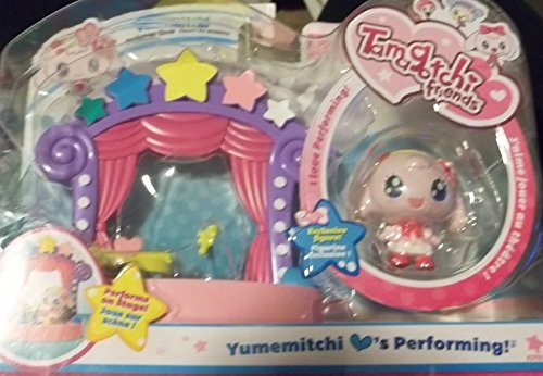 Tamagotchi Friends : Yumemitchi Loves Performing Stage Playset