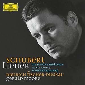Schubert : Intégrale des Lieder (Coffret 21 CD)