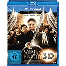 Woman Knight (Blu-ray 3D) [Region Free]