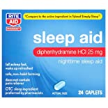 Rite Aid Nighttime Sleep Aid, 24 ct.