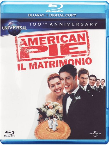 American pie 3 - Il matrimonio (+digital copy) [Blu-ray] [IT Import]