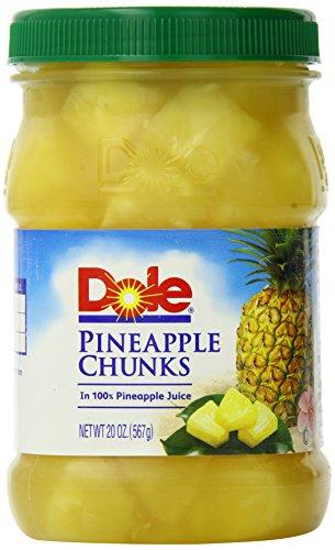 Dole Pineapple Chunks,