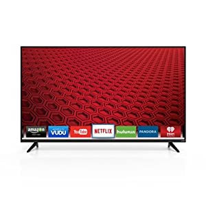 VIZIO E50-C1 50-Inch 1080p Smart LED HDTV