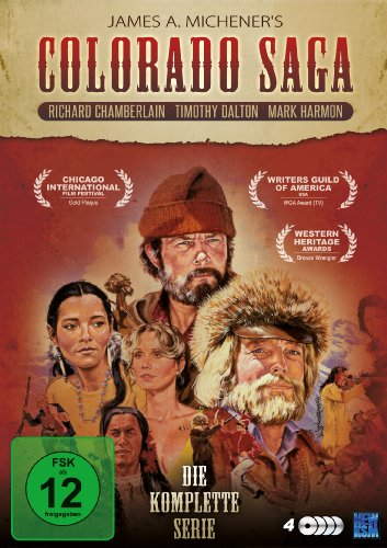 Die Colorado Saga Gesamtbox (Die komplette Serie) [4 DVDs]