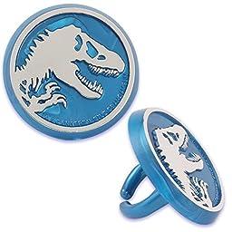 Jurassic World Rings (12)