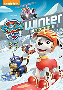 Paw Patrol: Winter Rescues from Nickelodeon