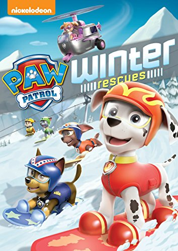 Paw Patrol: Winter Rescues [DVD] [Region 1] [US Import] [NTSC]