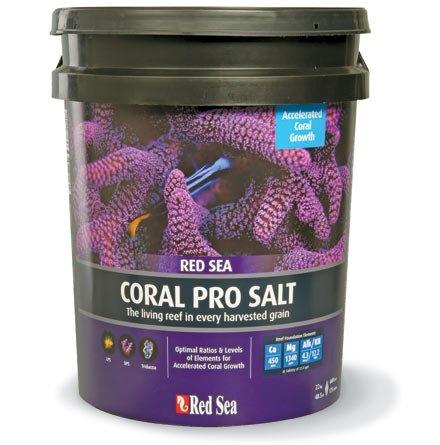 Red Sea Fish Pharm ARE11230 Coral Pro Marine Salt for Aquarium, 175-Gallon (Reef Salt compare prices)