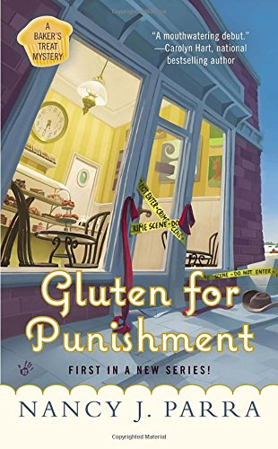 Image of Gluten for Punishment (A Baker's Treat Mystery)