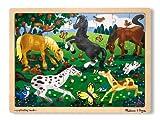 Melissa & Doug Frolicking Horses Jigsaw ...