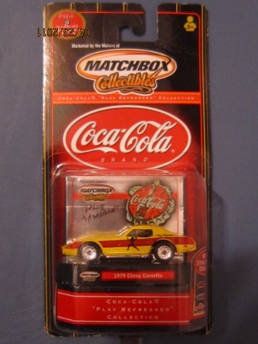 Matchbox Play Refreshed 1997 Chevy Corvette