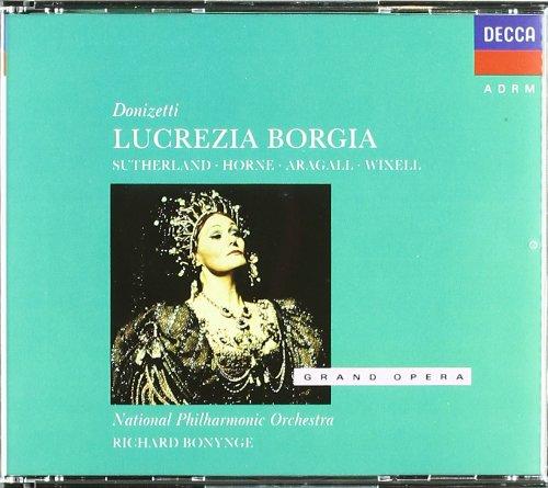 Lucrecia Borgia - Donizetti - CD