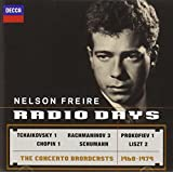 Nelson Freire Radio Days - The Concerto Broadcasts 1969-1979 [2 CD]