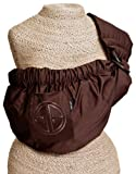 Dr. Sears Adjustable Sling, Signature Brown by Balboa Baby