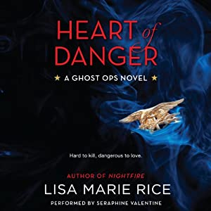 Heart of Danger Audiobook