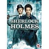 Robert Downey Jr. as Sherlock Holmes; Jude Law as Dr. John Watson; Rachel McAdams as Irene Adler; Sherlock Holmes - Robert Downey Jr. as Sherlock Holmes; Jude Law as Dr. John Watson; Rachel McAdams as Irene Adler; DVD