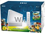 Nintendo Wii - Console Inazuma Eleven...