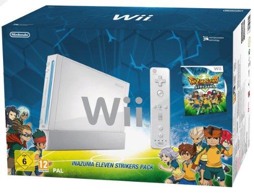 Nintendo Wii - Console Inazuma Eleven Strikers