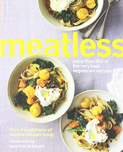 Meatless: More Than 200