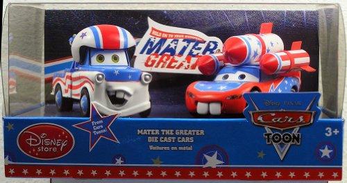 DISCOUNT Disney / Pixar CARS TOON Exclusive 148 Scale Die