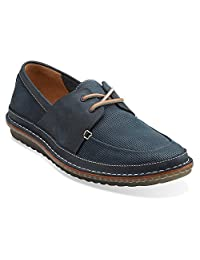 Clarks Men's Grafted Sail Casual Durable Boat Shoes
