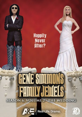 Cover art for  Gene Simmons Family Jewels: Season 6 - Part 2