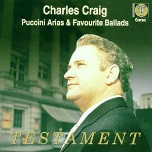 Arias & Favourite Ballads