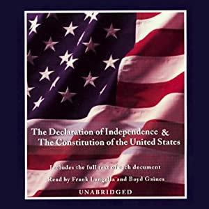 Declaration of Independence / Constitution of the United States