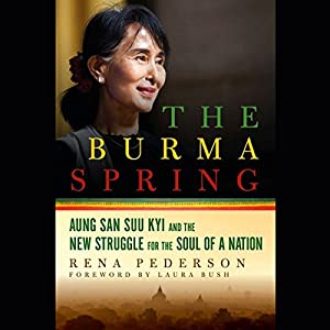 The Burma Spring Audiobook