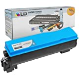 LD© Kyocera-Mita Compatible TK582C Cyan Laser Toner Cartridge for use in FS-C5150Dn, and P6021cdn Printers