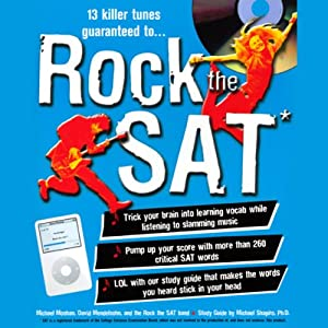 Rock the SAT | [Michael Moshan, David Mendelsohn, Michael Shapiro]
