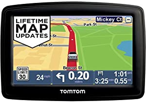 Tomtom Start 50m 5-inch Gps Navigator With Lifetime Maps