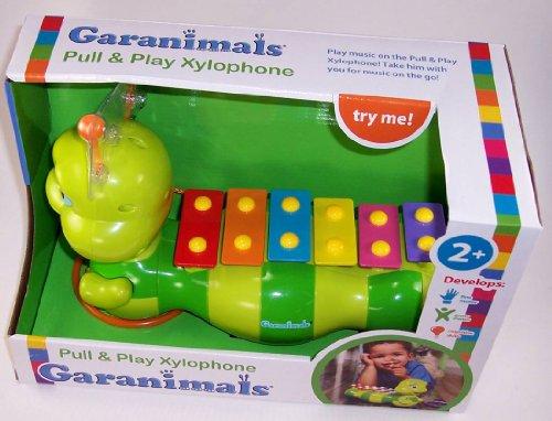 Garanimals Pull & Play Xylophone - 1