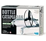 4M Fun Mechanics kit - Bottle Catamaran + Fun Mechanics kit - Propeller Racer