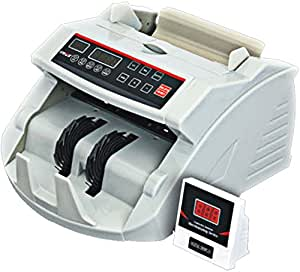 EASY HL 2100 Money Counting Machine with Fake Note detector and External Display available at Amazon for Rs.4999